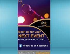 #17 untuk Pull Up Banners - For my Karaoke Business. oleh jewelkhan009