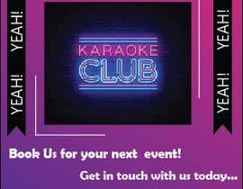 #7 untuk Pull Up Banners - For my Karaoke Business. oleh Khopdi8251