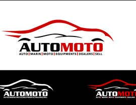GoldSuchi tarafından Design a Logo for automoto classified için no 35