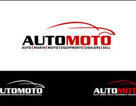 #38 for Design a Logo for automoto classified af GoldSuchi