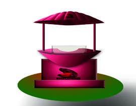 sararmama2님에 의한 mall Kiosk stand design 2m x 3m  H 2.5을(를) 위한 #29