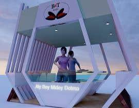 archhasib님에 의한 mall Kiosk stand design 2m x 3m  H 2.5을(를) 위한 #21