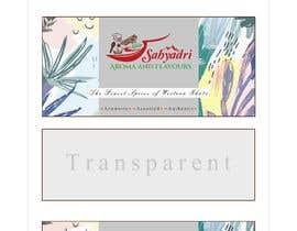 #22 for Self standup pouch label (sticker) design af natrajprem