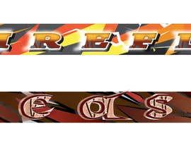 #11 for Design an Archery Arrow Wrap by widyaguna