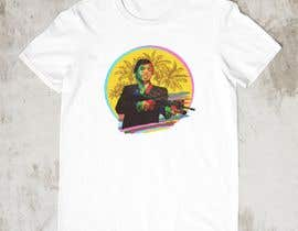 #25 cho Create me a T-shirt's design bởi monfaji