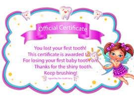 #38 untuk Draw a cute fairy and make a fairy certificate oleh Rehabkamal251