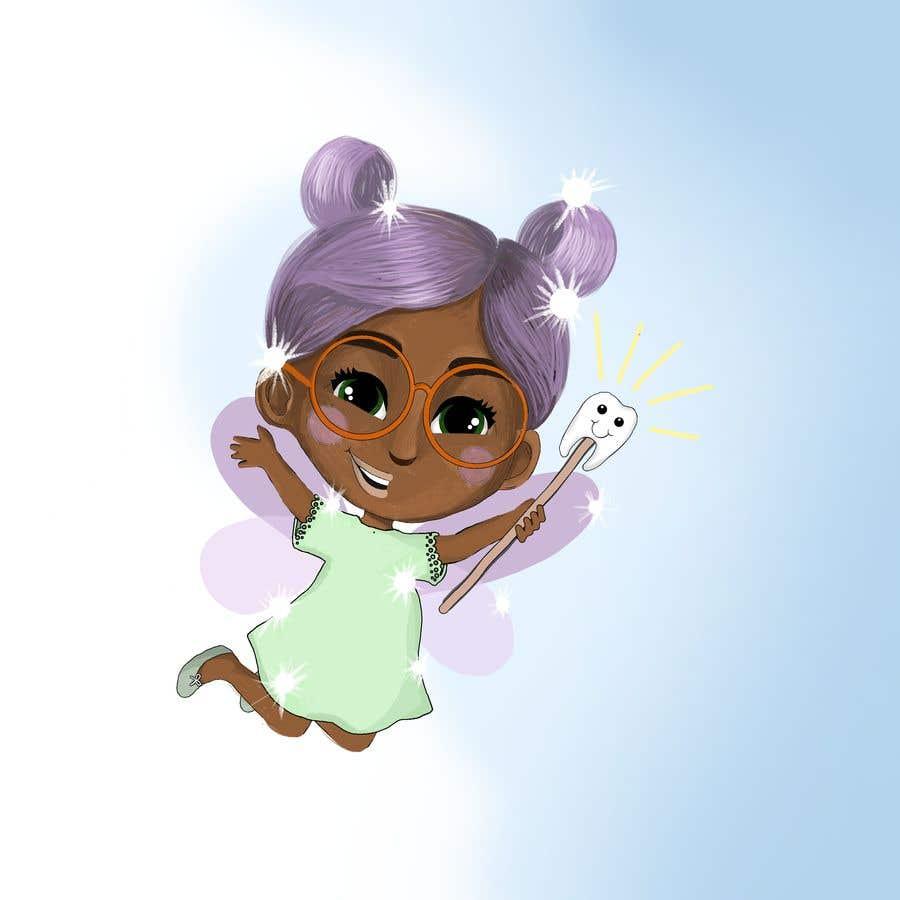 Penyertaan Peraduan #                                        39                                      untuk                                         Draw a cute fairy and make a fairy certificate