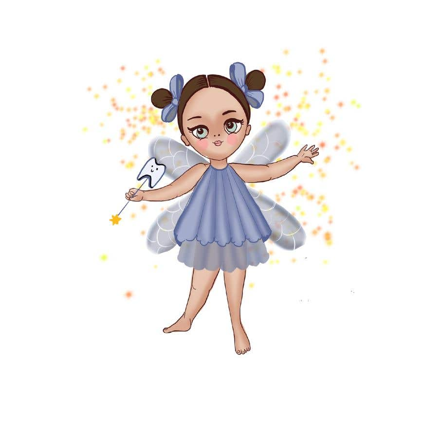 Penyertaan Peraduan #                                        67                                      untuk                                         Draw a cute fairy and make a fairy certificate