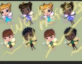 #53 untuk Draw a cute fairy and make a fairy certificate oleh PxlDana
