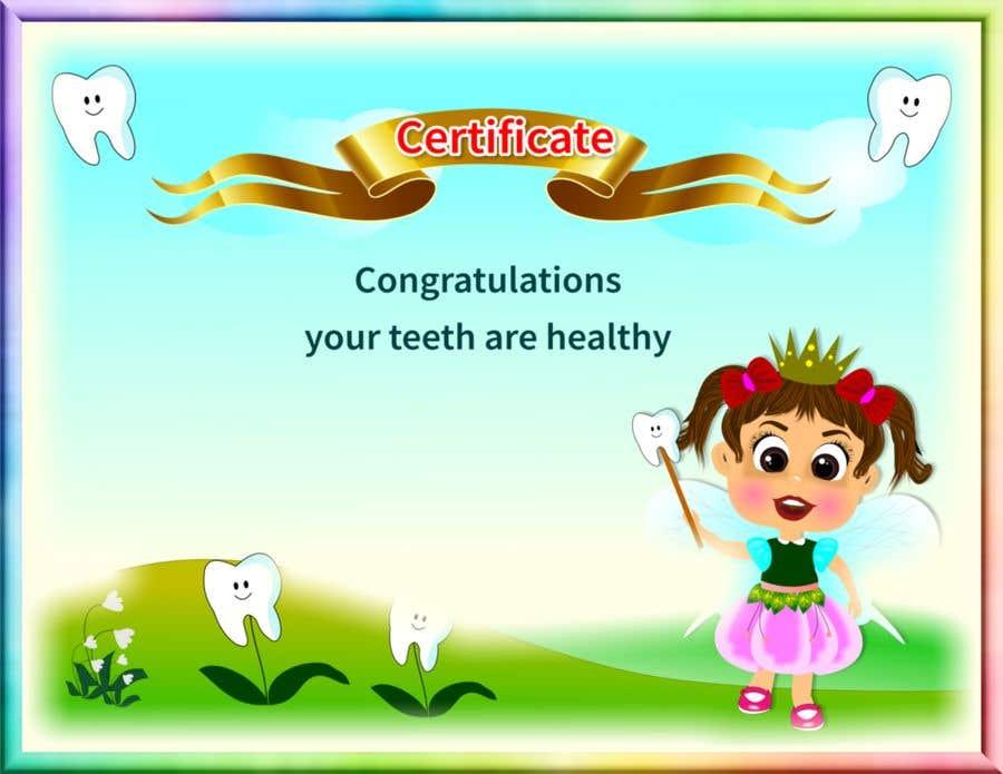 Penyertaan Peraduan #                                        42                                      untuk                                         Draw a cute fairy and make a fairy certificate