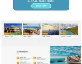 #4 para Improved UI/UX and design of website and upcoming feature por sinthiya6767