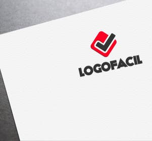 "#29 for Design a logo for ""LogoFacil"" af webhub2014"