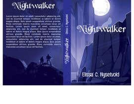 #328 for Nightwalker Cover Art - Spooky YA Fantasy by savitamane212