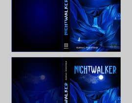 nº 402 pour Nightwalker Cover Art - Spooky YA Fantasy par abdsigns