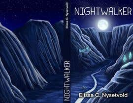 nº 388 pour Nightwalker Cover Art - Spooky YA Fantasy par raulzmra