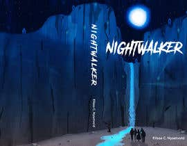 nº 417 pour Nightwalker Cover Art - Spooky YA Fantasy par matrix3x