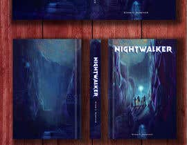 nº 397 pour Nightwalker Cover Art - Spooky YA Fantasy par mkrathod51