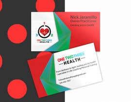 #64 para Business Card por asma4ft