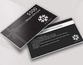 #112 para Create a Black & White Metal Business Card Design por tayyabaislam15