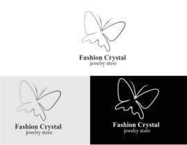 Nro 13 kilpailuun Design a Logo for Fashion Elegant Jewelry Business käyttäjältä Kattie1989