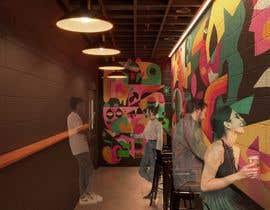 #70 untuk Interior Design For A Lounge / Drinks Area oleh agustinichu