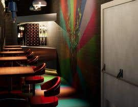 #42 untuk Interior Design For A Lounge / Drinks Area oleh SsArchInt