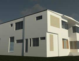 #8 for Facade duplex house proposal desing by danilobravo125
