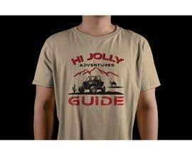 #110 untuk Logo - Off Road UTV Side By Side Logo, Arizona Desert, Pine Trees, Cactus Mountains, camels pyramids. oleh lida66