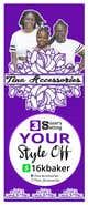 Ảnh thumbnail bài tham dự cuộc thi #                                                34                                              cho                                                 30366// 33x81 Retactable Banner// Rell