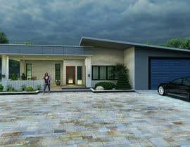 #29 para 3D House Render por puruadhikari