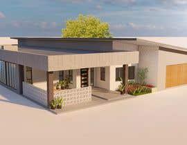 #16 para 3D House Render por itsmanishmanu
