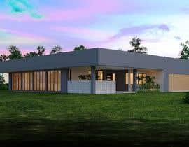 #32 para 3D House Render por markclifford777