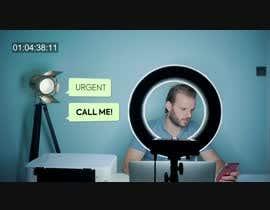 Nro 29 kilpailuun Add WhatsApp Messages onscreen for Movie (more shots offered to winner) käyttäjältä RommyFadhly