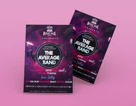 #79 for Flyer & Facebook Event cover for Music Event by TheLostEditor