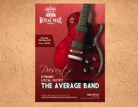 #21 for Flyer & Facebook Event cover for Music Event by rabiaansari296