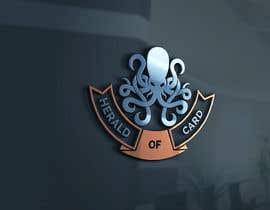 #1214 para Online Store Logo - Herald of Cards por designguruuk