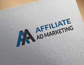 arifislam9696 tarafından Create a Logo and Favicon for new website AffiliateAdMarketing.com için no 54