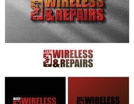 Nro 42 kilpailuun Redesign or a Existing logo for cell phone repair store käyttäjältä margood1990