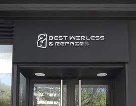 Nro 200 kilpailuun Redesign or a Existing logo for cell phone repair store käyttäjältä Segitdesigns