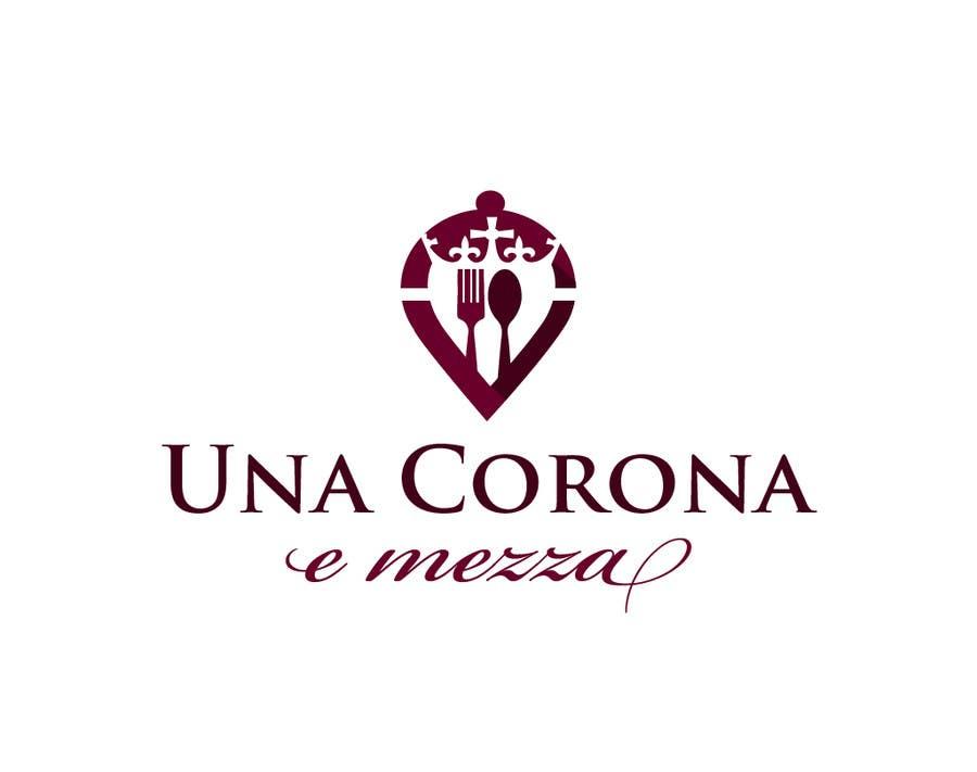 Contest Entry #                                        37                                      for                                         Disegnare un Logo for Una corona e mezza (home restaurant)