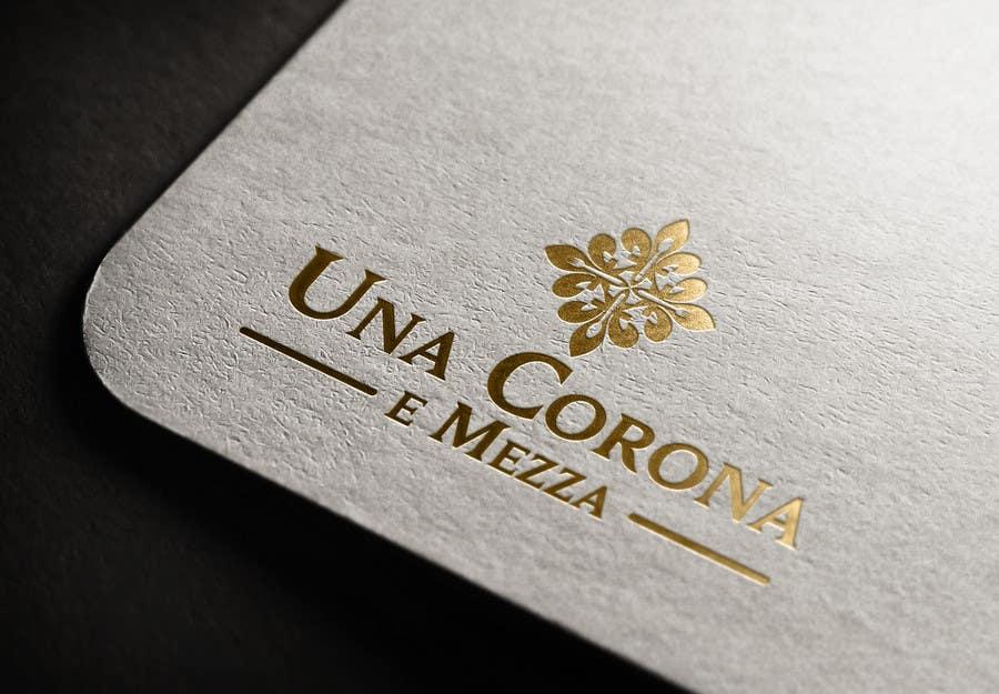 Contest Entry #                                        52                                      for                                         Disegnare un Logo for Una corona e mezza (home restaurant)