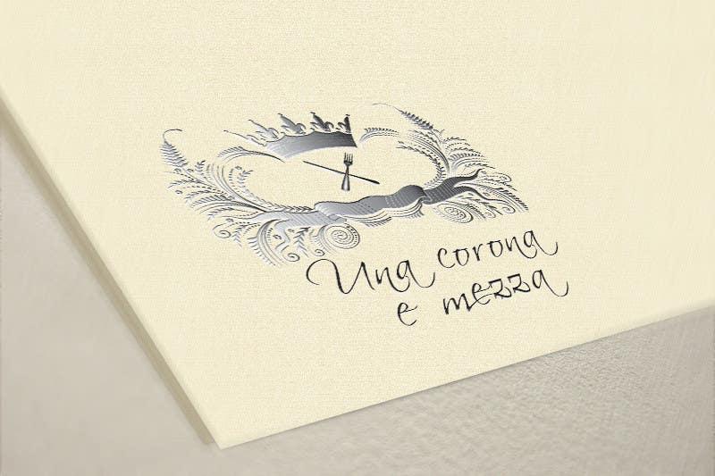 Contest Entry #                                        43                                      for                                         Disegnare un Logo for Una corona e mezza (home restaurant)