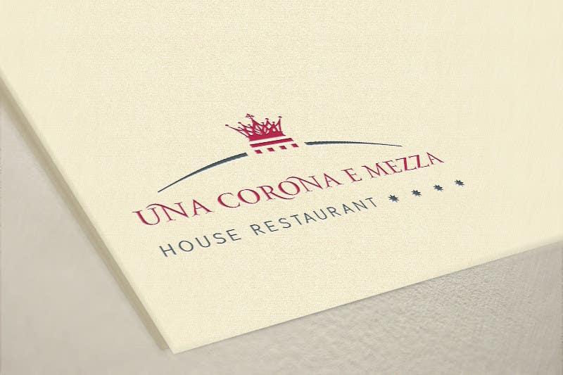 Contest Entry #                                        46                                      for                                         Disegnare un Logo for Una corona e mezza (home restaurant)