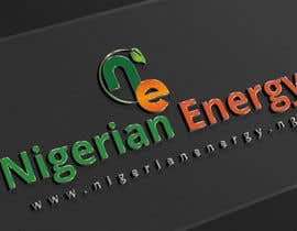 #26 for Design a Logo for www.nigerianenergy.ng by infosouhayl