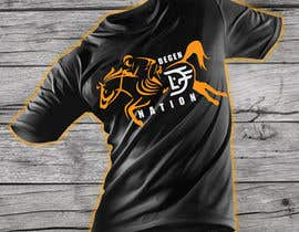 #283 for T-Shirt / Hoodie Design af azmiridesign