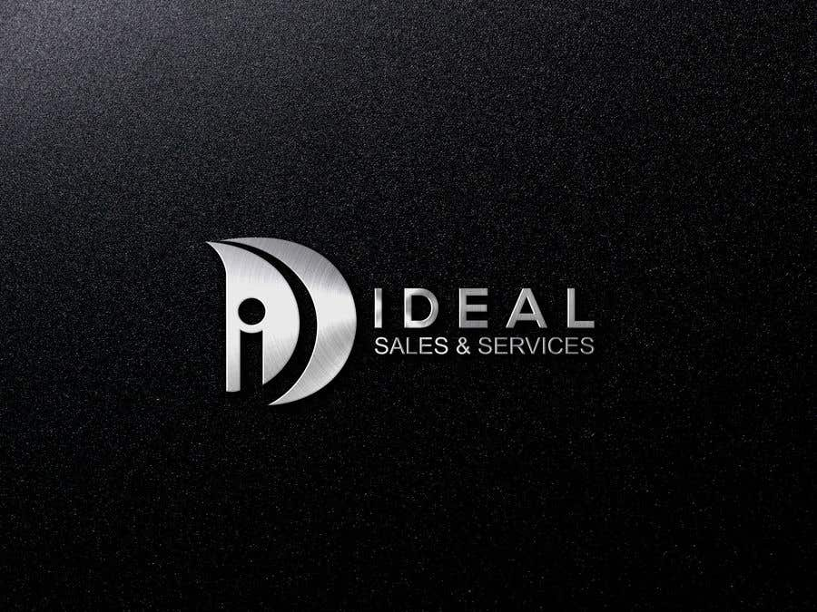 Contest Entry #                                        152                                      for                                         Logo for iDeal Sales & Services