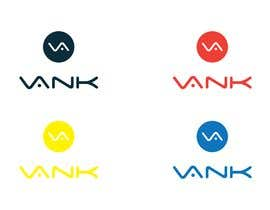 #129 for Design a 4 Letter Word Logo & a Favicon for VANK.com by mathursurya