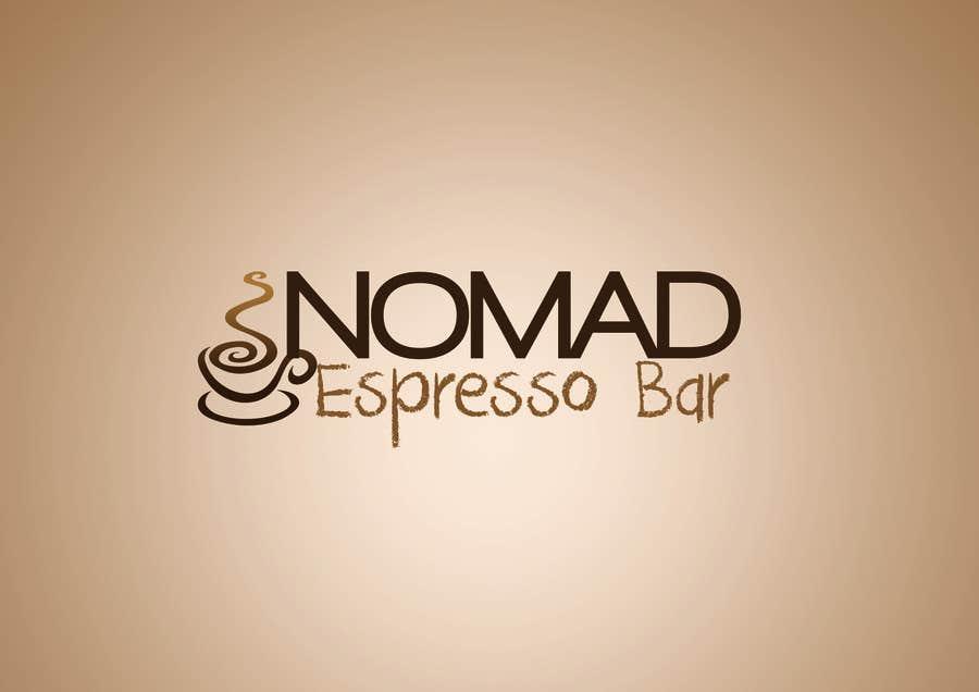 Penyertaan Peraduan #18 untuk Design a Logo for an espresso bar