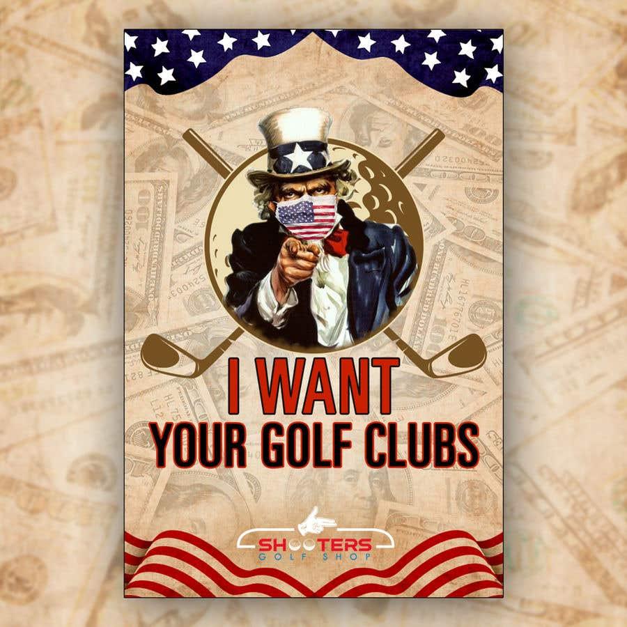 Kilpailutyö #                                        13                                      kilpailussa                                         Golf Shop Advertising Pictures / Designs