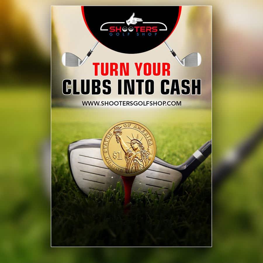 Kilpailutyö #                                        22                                      kilpailussa                                         Golf Shop Advertising Pictures / Designs